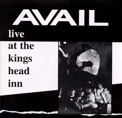 "AVAIL ""Live at the King's Head Inn"""