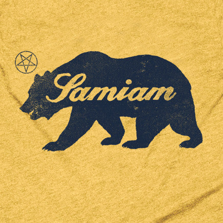 "SAMIAM ""California Bear"""