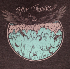 "SHIP THIEVES ""No Anchor"" design"