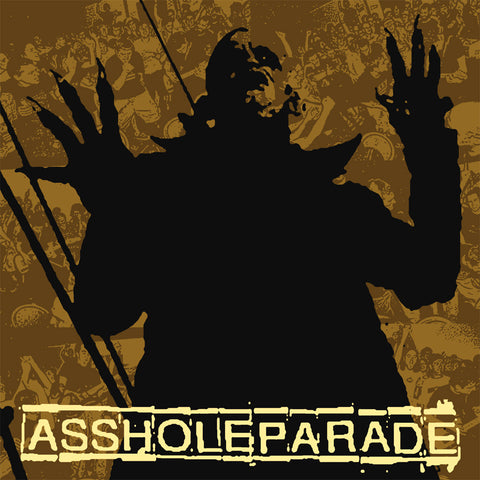 "ASSHOLEPARADE ""Say Goodbye"""