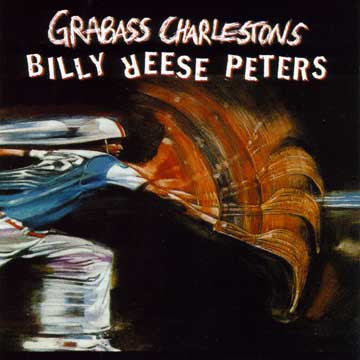 "GRABASS CHARLESTONS / BILLY REESE PETERS ""Split"""