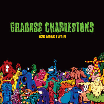"GRABASS CHARLESTONS ""Ask Mark Twain"""