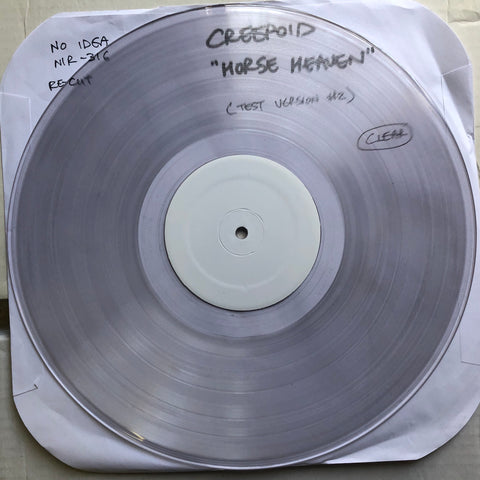 "CREEPOID ""Horse Heaven"" TEST PRESSING"