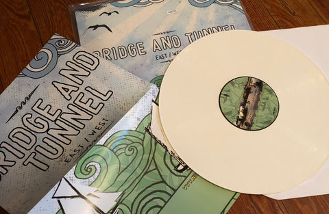 "BRIDGE AND TUNNEL ""East/West"" COLORED VINYL"