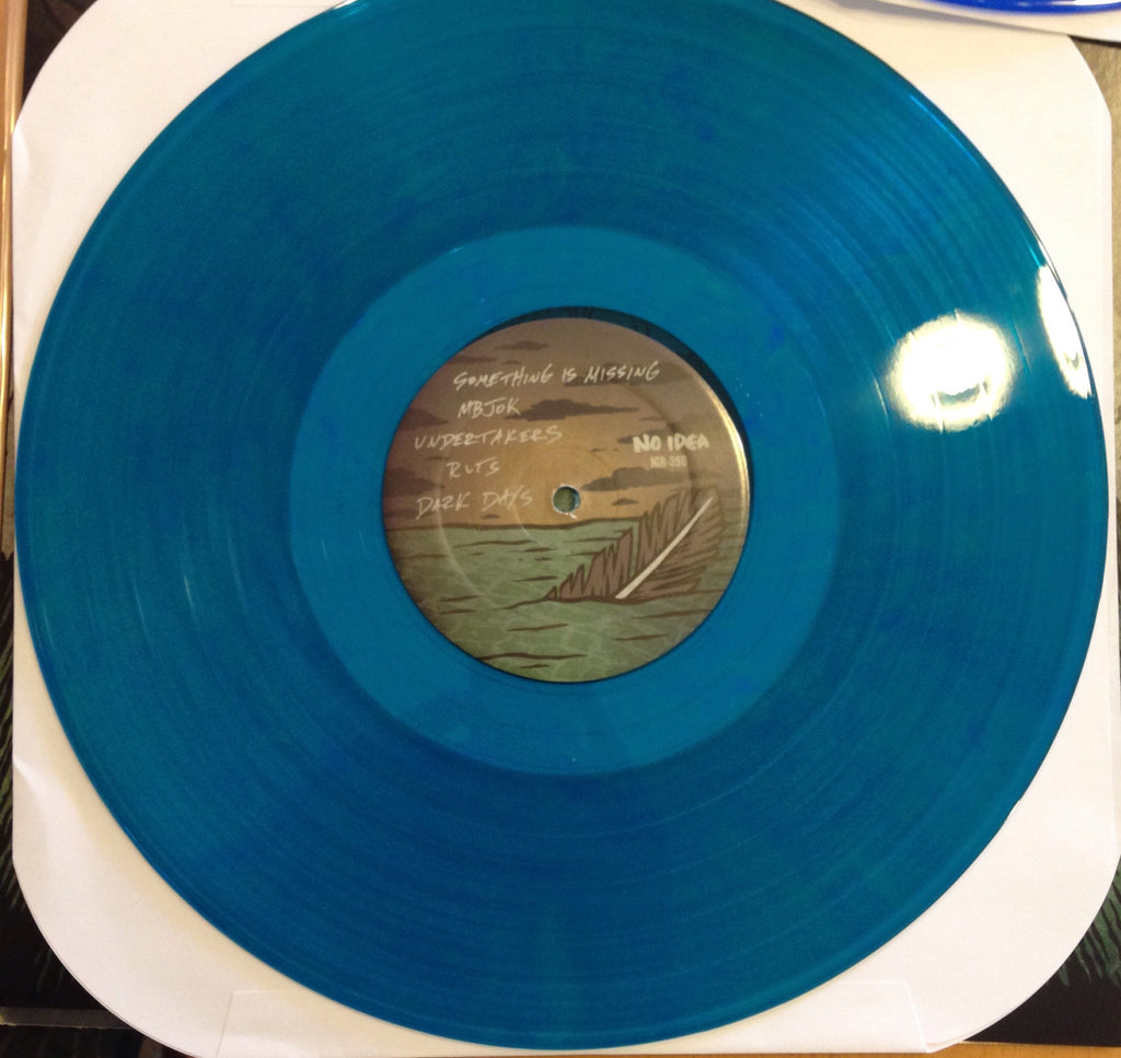 "SHIP THIEVES ""No Anchor"" (LIMITED COLORED VINYL w/POSTER)"