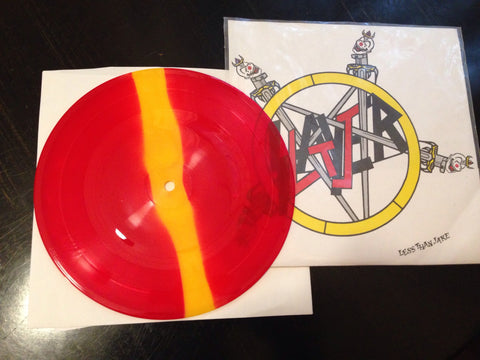 "LESS THAN JAKE ""Slayer"" 7"" (OUT OF PRINT)"
