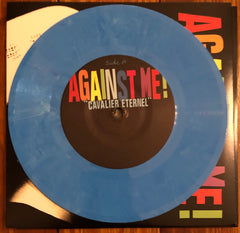 "AGAINST ME! ""Cavalier Eternel"" EARLY PRESSINGS"