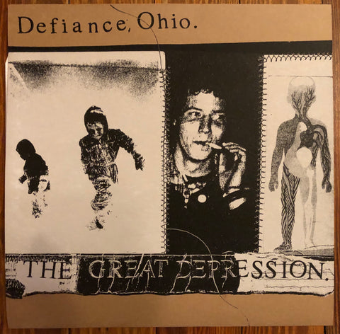 "DEFIANCE, OHIO ""The Great Depression"" LIMITED EDITION"