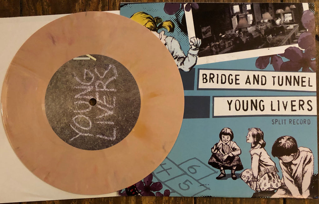 "BRIDGE AND TUNNEL / YOUNG LIVERS ""Split"""