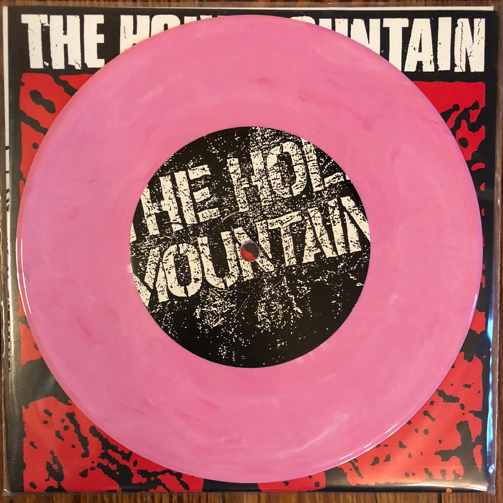 "HOLY MOUNTAIN, THE ""Your Face In Decline"""