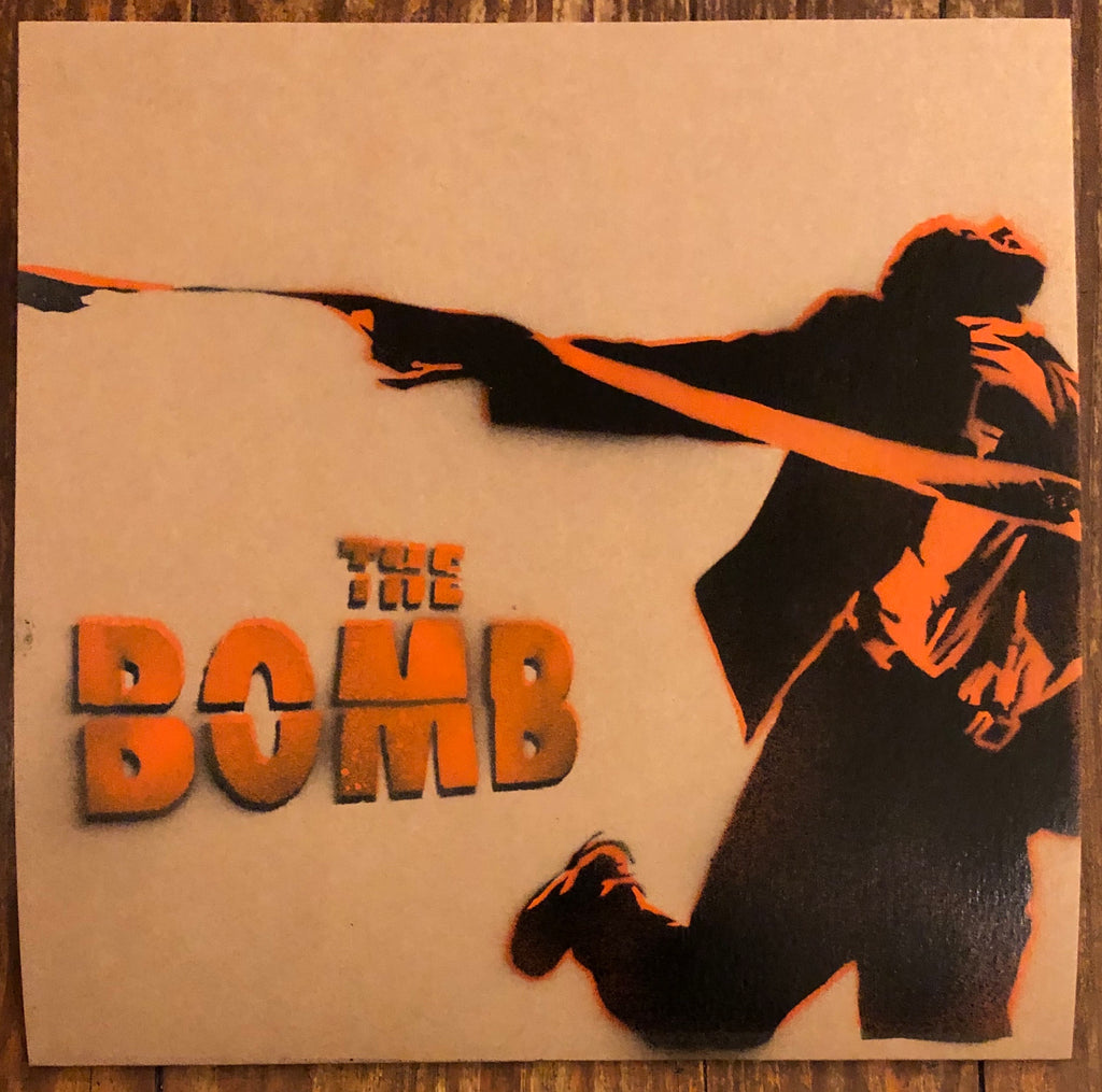 "BOMB, THE ""Speed Is Everything"" LIMITED EDITION"