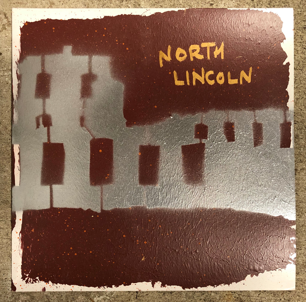 "NORTH LINCOLN ""Midwestern Blood"" LIMITED STENCIL COVER"
