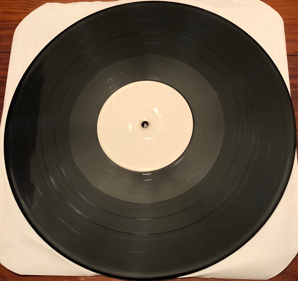 "LIFETIME ""Hello Bastards"" TEST PRESSING"