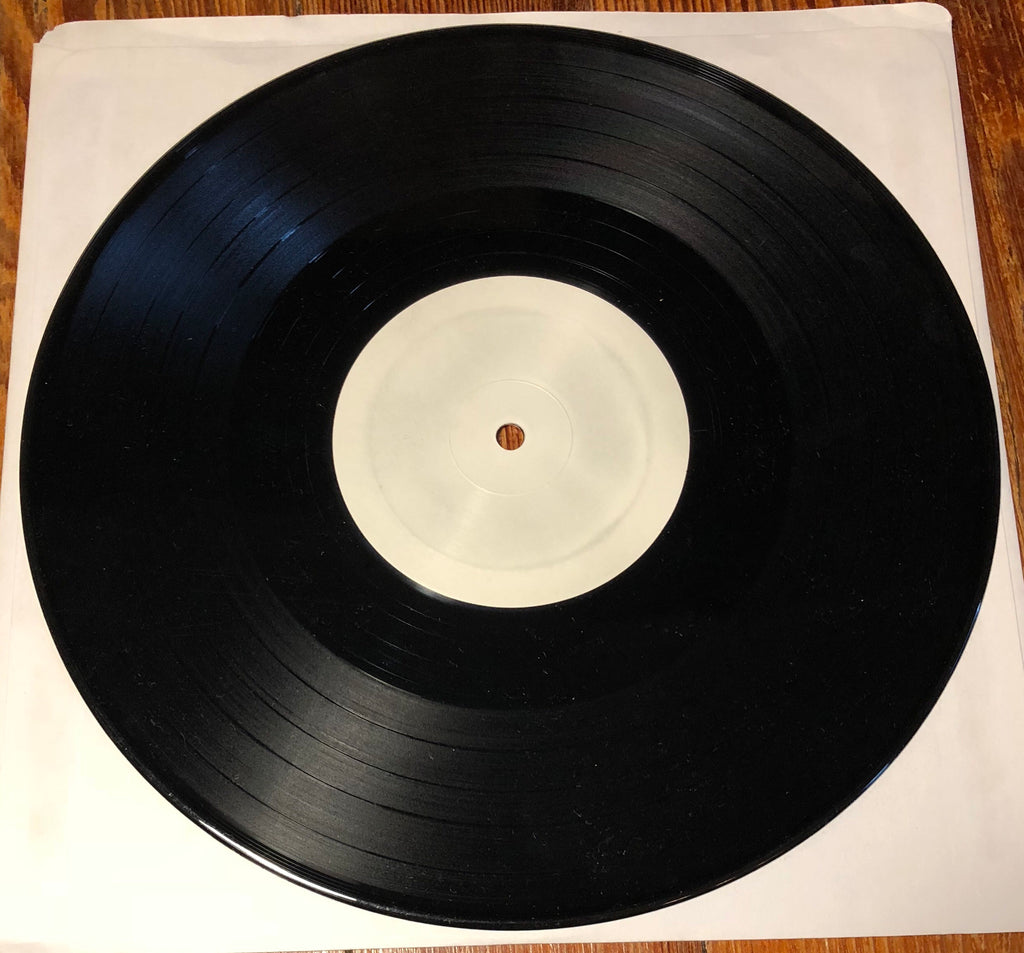 "SWARM A.K.A. KNEE DEEP IN THE DEAD ""Parasitic Skies"" TEST PRESSING"