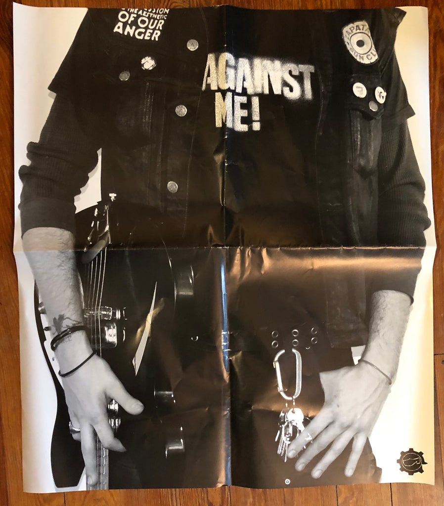 "AGAINST ME! ""As the Eternal Cowboy"""