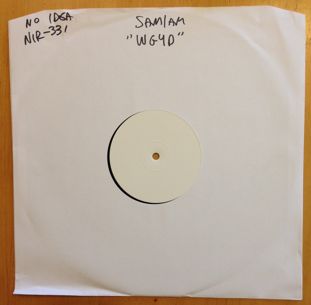 "SAMIAM ""Whatever's Got You Down"" TEST PRESSING"