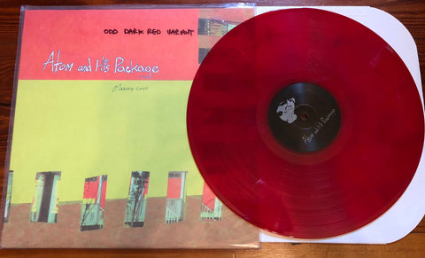 "ATOM & HIS PACKAGE ""Making Love"" COLORED VINYL"