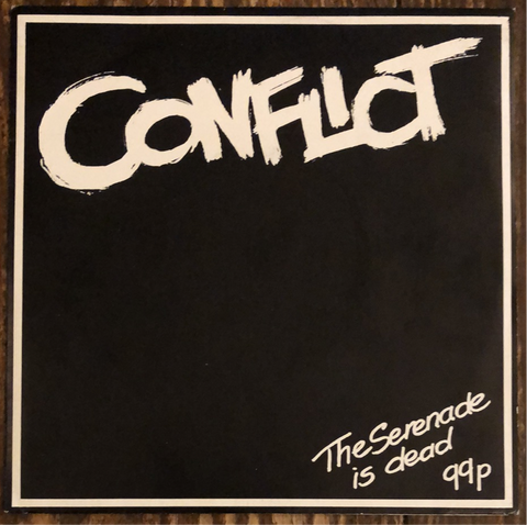 "CONFLICT ""The Serenade is Dead"""