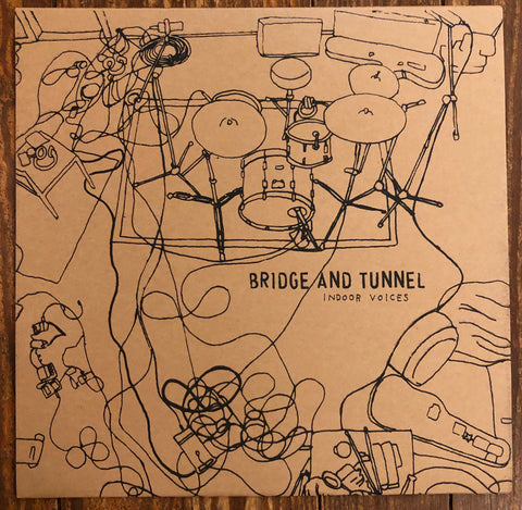 "BRIDGE AND TUNNEL ""Indoor Voices"" EURO TOUR EDITION"