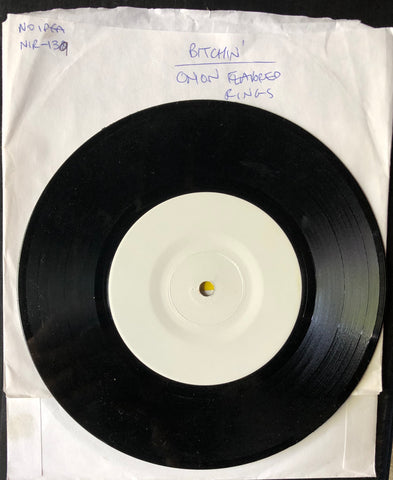 "BITCHIN' / ONION FLAVORED RINGS ""Split"" TEST PRESSING"