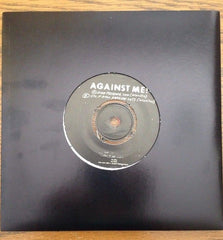 "AGAINST ME! ""High Pressure Low (Acoustic) Single"" PINK VINYL"