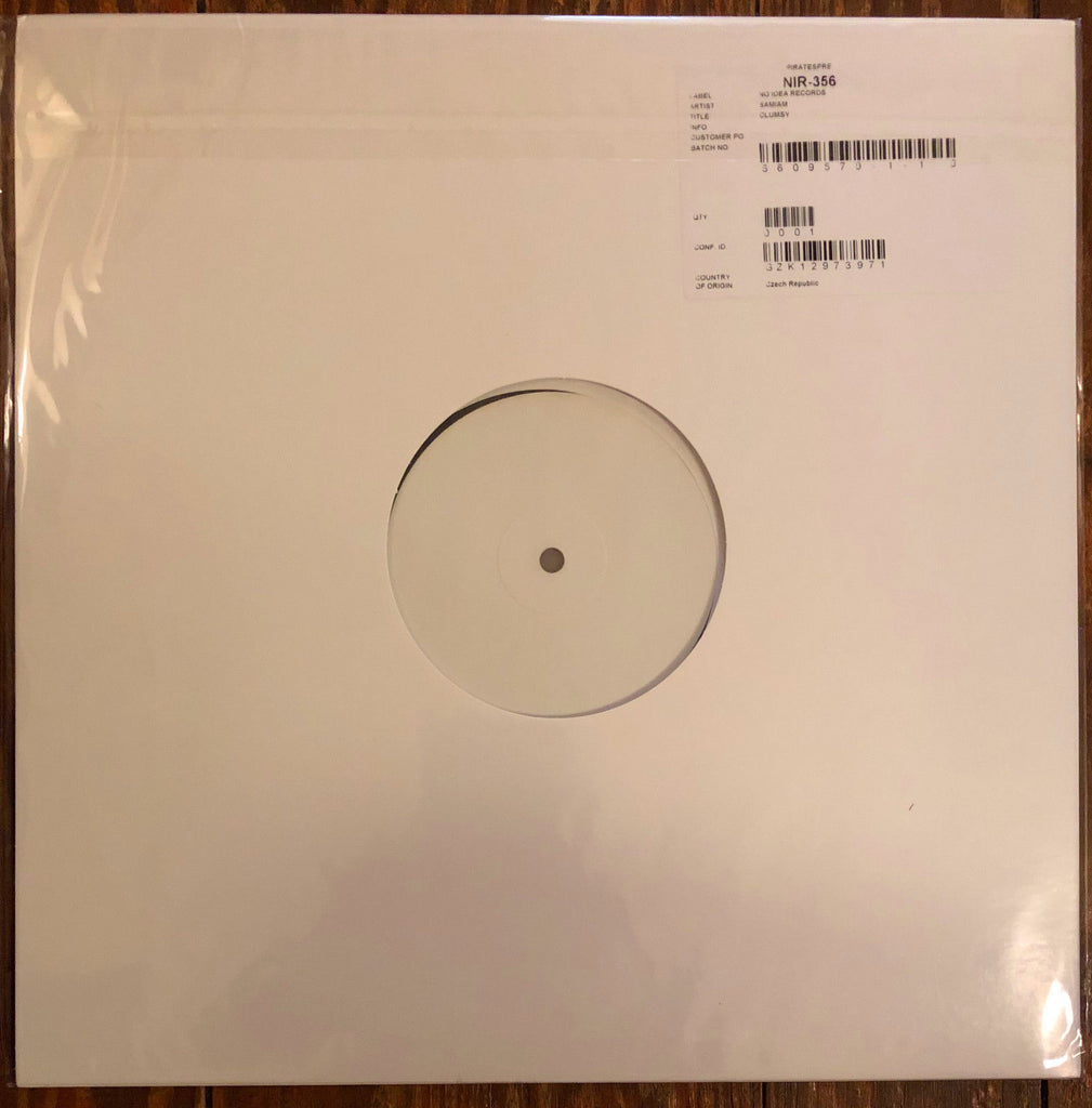 "SAMIAM ""Clumsy"" TEST PRESSING"