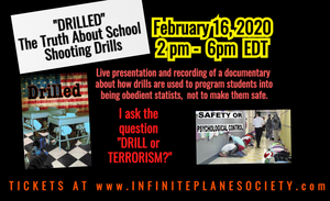 DRILLED:  Presentation by Tim Ozman: FEB 16, 2020, 3 pm-6pm EDT