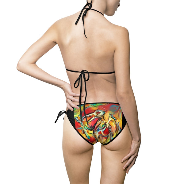 #IPS Ozman-Osman Collection: Women's Bikini Swimsuit