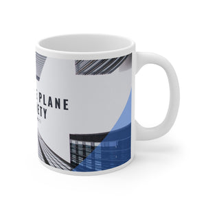 INFINITE PLANE SOCIETY: A NEW ILLUMINATI,  Mug 11oz