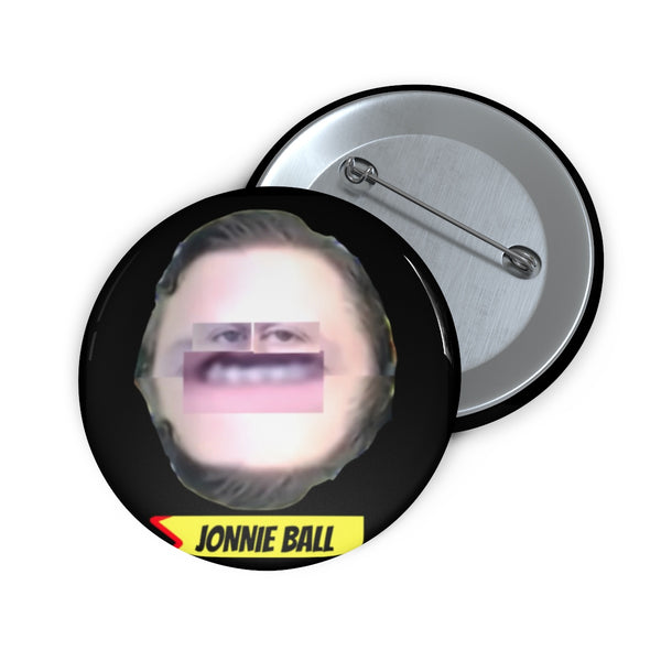 JONNIE BALL, by Flatballz.com ™