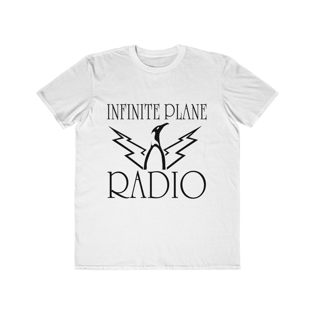 INFINITE PLANE RADIO// Men's Lightweight Fashion Tee