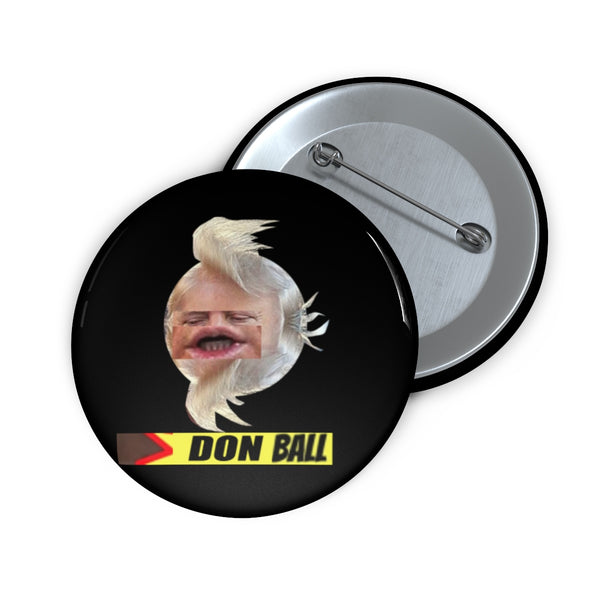 DON BALL, by Flatballz.com ™
