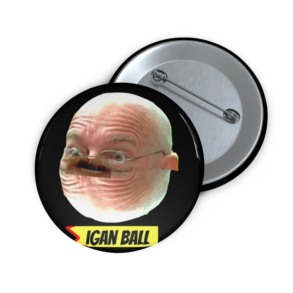 IGAN BALL,  by Flatballz.com ™