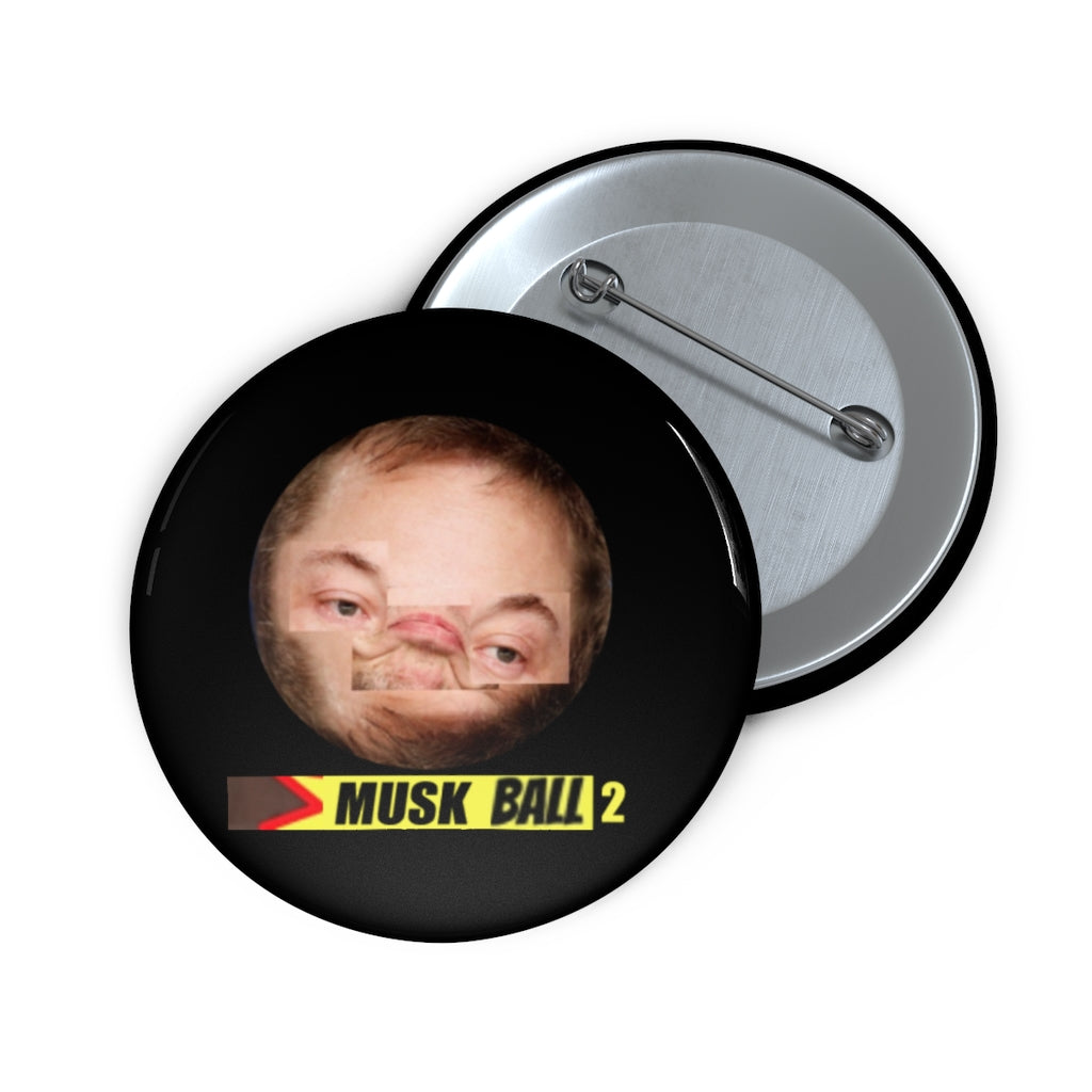 MUSK BALL 2, by Flatballz.com ™