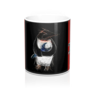 PENGUIN with WRENCHES, IPS,  #spod #stormantarctica/ Mug 11oz