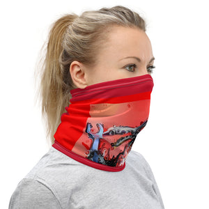 IPS Neck Gaiter, Ozman/Osman Design, Limited Ed