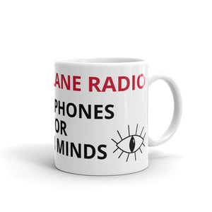 INFINITE PLANE RADIO: OPEN PHONES FOR OPEN MINDS  Mug