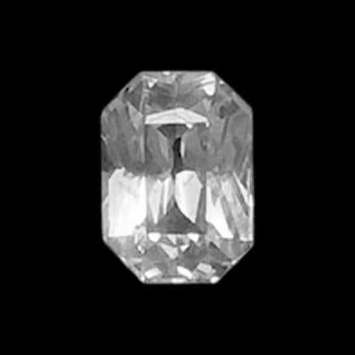 White Sapphire 1.59 Carats