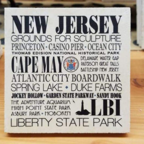 New Jersey Locations Coaster