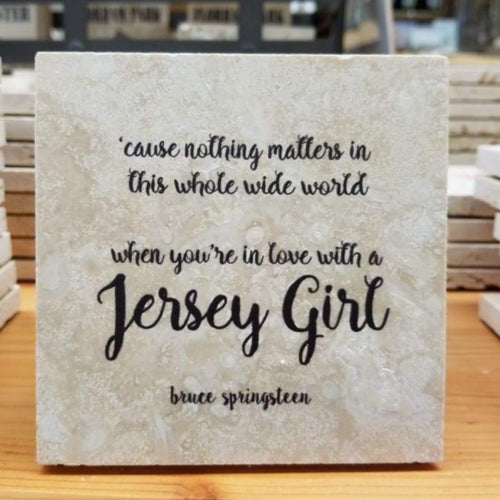 Jersey Girl Bruce Springsteen Coaster