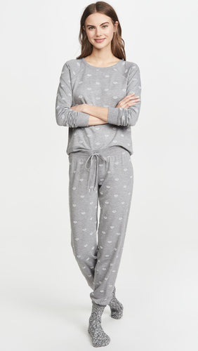Amour Love Lip PJs
