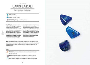 Crystals: The Beginners Guide Book