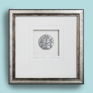 Perfect Union 9x9 Framed