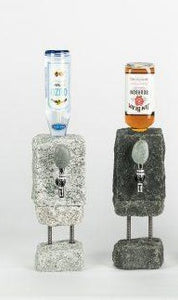 The Stone Drink Dispenser- Short Stand