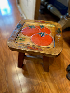 'The Garden State' Step Stool