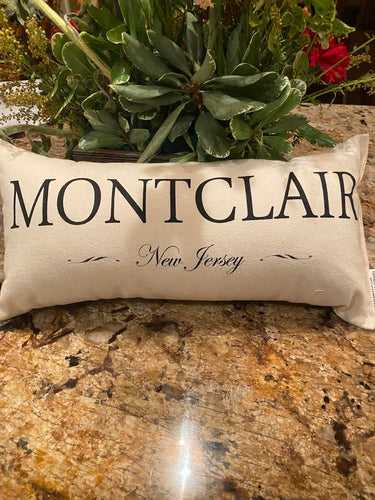 Montclair Pillow