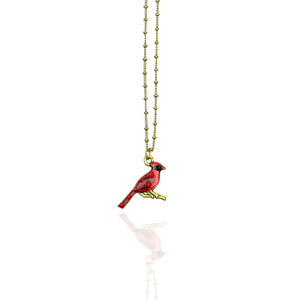 Swarovski Crystal Cardinal Necklace