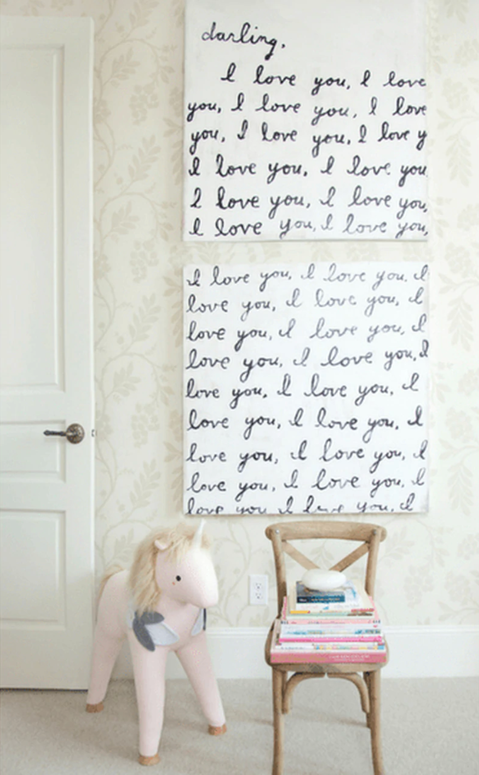 Letter For You Wall Art