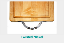 Load image into Gallery viewer, Maple 16 Inch Rectangle Personalized Cutting Board