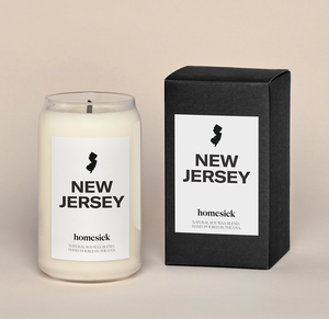 Homesick New Jersey Candle